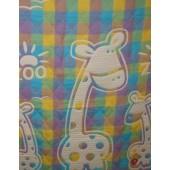 Одеяло детское льняное 110*100 см
